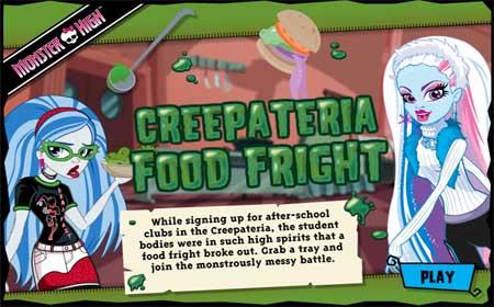 Creepateria Бой едой