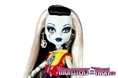Кукла Фрэнки Штейн (Frankie Stein) с дополнительной одеждой из серии Я люблю моду