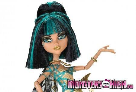 Кукла Клео де Нил (Cleo de Nile) из серии Правило Призраков