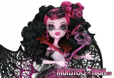 Кукла Дракулаура (Draculaura), из серии Правило Призраков